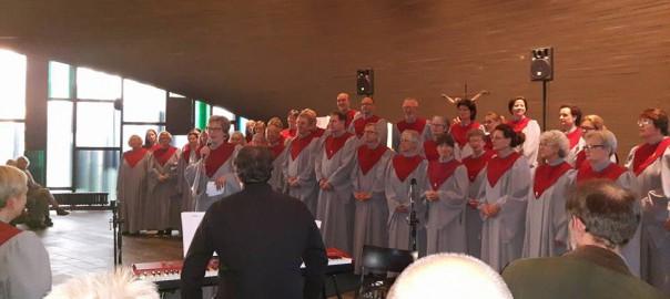Spirit of Joy in der Christuskirche Büderich 02