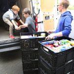 """Meerbuscher Schüler spenden für die """"Meerbuscher Tafel"""""""