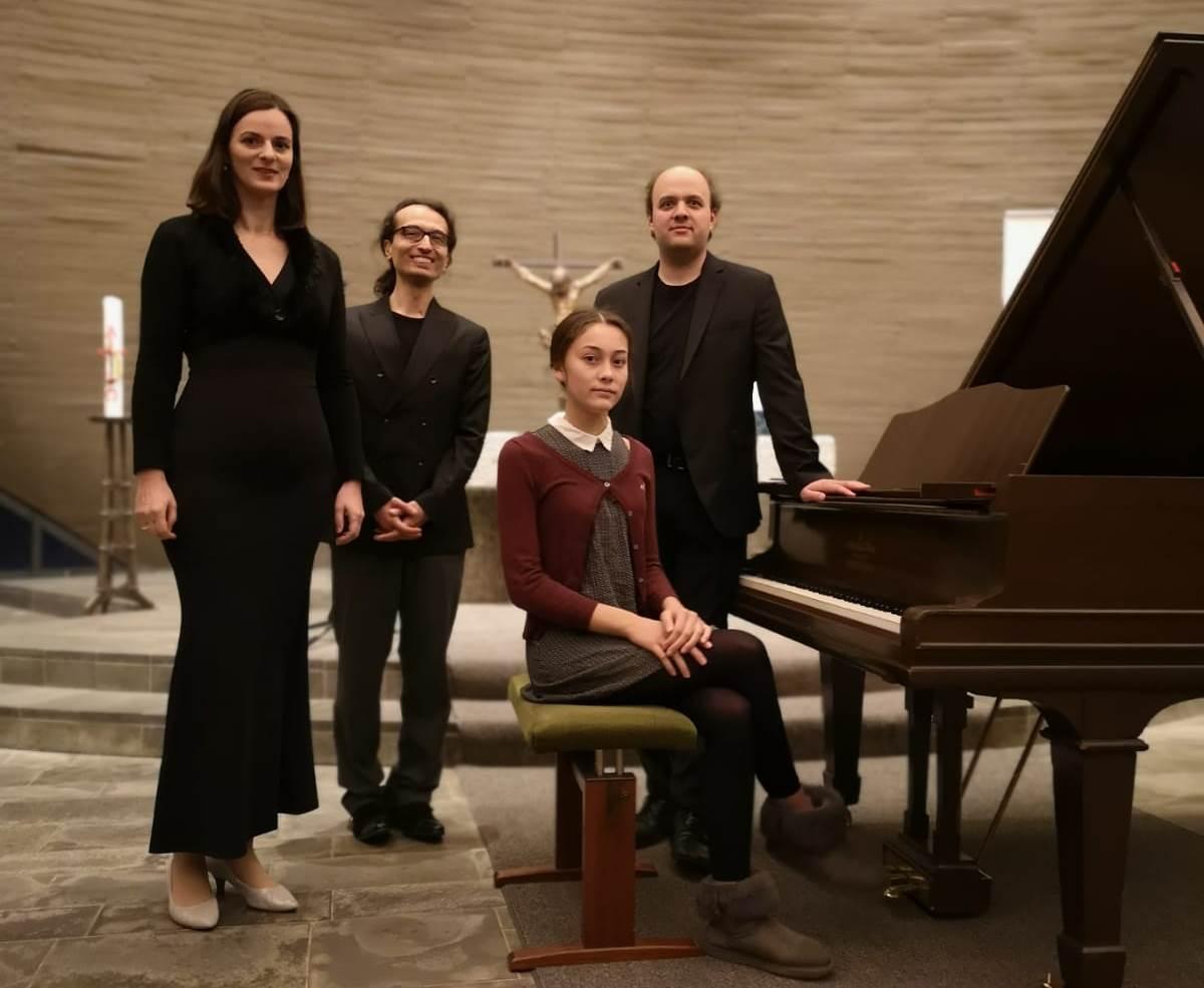 """Wunderbare """"Hommage an Clara Schumann"""""""