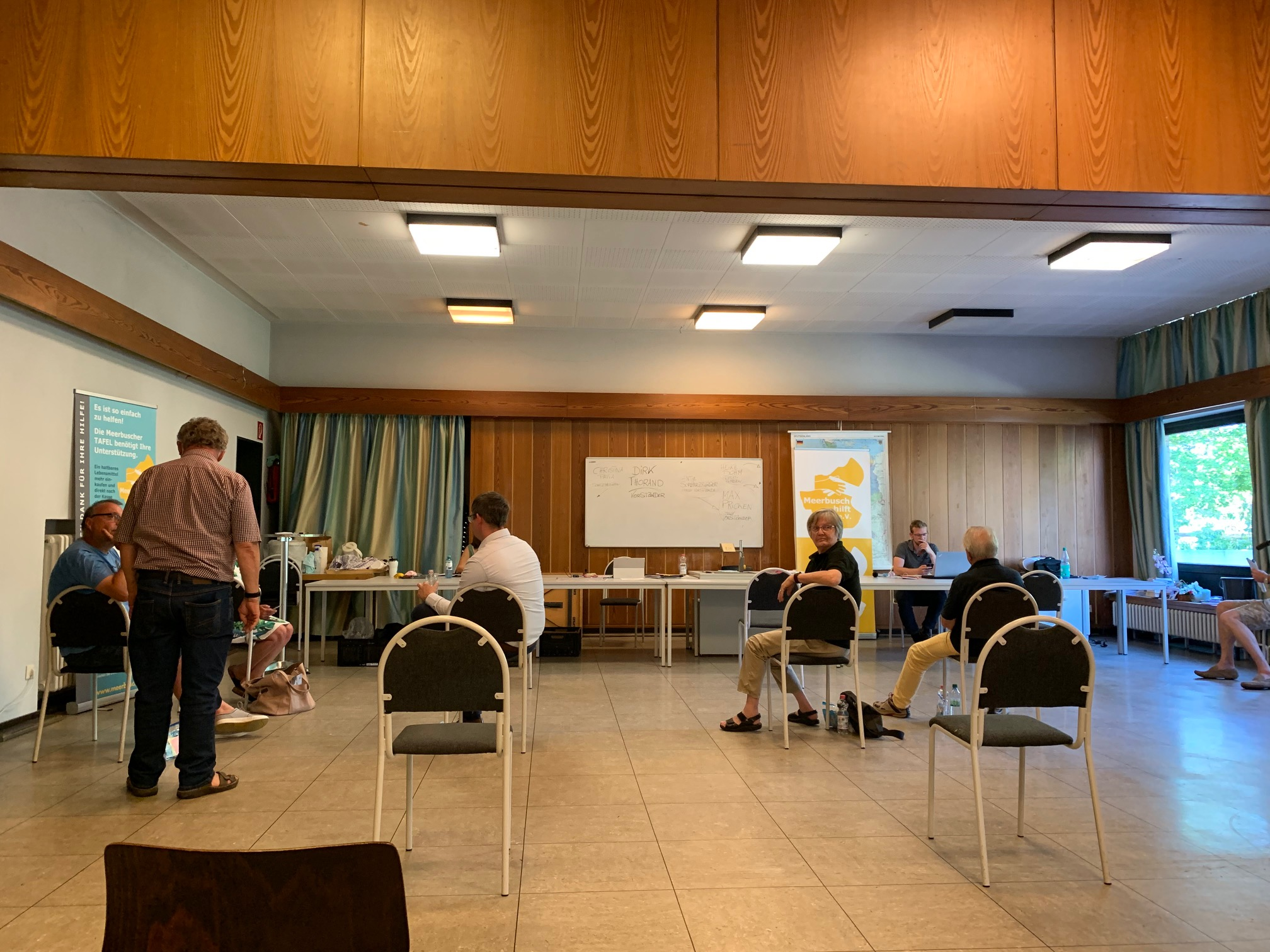 6. Mitgliederversammlung des Meerbusch Hilft e.V.